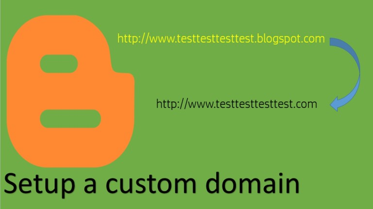 How to set a custom domain on blogger – 10 simple steps