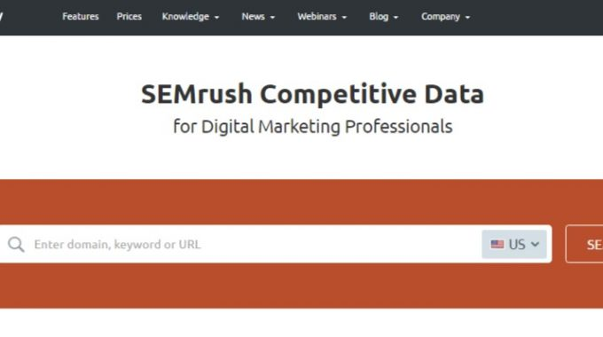How to use free features of SEMrush to your advantage