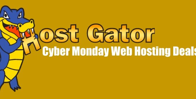 {Upto 80% off} Cyber Monday Web Hosting Deals 2017